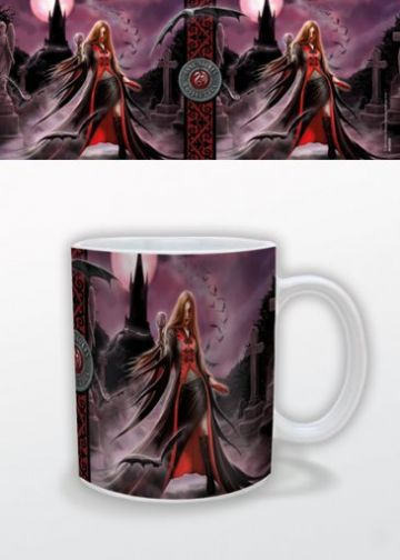 Anne Stokes ~ blood moon mug ~ officially licensed